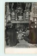 TONKIN  - Autel Des Ancêtres Dans Une Pagode (photo Hoo-gui). - Viêt-Nam
