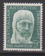 Australian Antartic Territory (AAT) N° 7  *** 50ème Ann De L'Expédition Mawson - 1961 - Territoire Antarctique Australien (AAT)