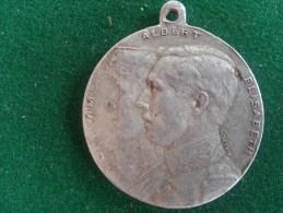 Voor Het Roode Kruis, 1914 (Baetes), 3 Gram (medailles0211) - Autres