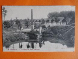 ECAUSSINNES - Le Pont Des Neuf Arcades - Ecaussinnes