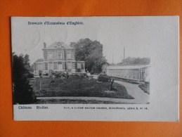 ECAUSSINNES - Château Rivière - Ecaussinnes