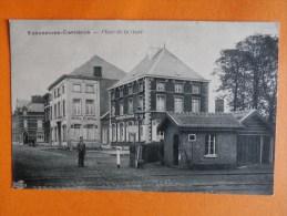 ECAUSSINNES-CARRIERES - Place De La Gare - Ecaussinnes