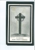 PHILOMENE C DEWINTER EPOUSE JEAN BTE WAUTIER LIGNY ( SOMBREFFE ) 1843 SAINT-AMAND-LEZ-FLEURUS  ( FLEURUS ? ) 1888 - Devotieprenten
