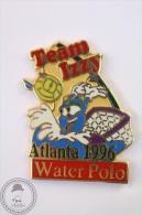 Coca Cola Olympic Games Atlanta 1996 - Water Polo Team Izzy - Pin Badge #PLS - Coca-Cola