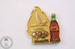 Coca Cola Olympic Games Atlanta 1996 - Segeln/ Sailing - Pin Badge #PLS - Coca-Cola