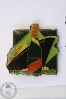Vintage Coca Cola Coke Advertising 1927 - Ship/ Boat - Wilson Marketing 1985 - Pin Badge #PLS - Coca-Cola