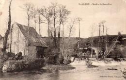 47 Saint Adrien Moulin De Kerauffret - France