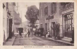 MONESTIER-de-CLERMONT/38/Hôtel Major/ Réf:C2024 - Sonstige Gemeinden