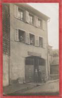 68 - THANN - Carte Photo - Commerce - Atelier - Localisée à Côté De La Synagogue - Synagoge - Judaica - 6 Scans - 2 Cp - Thann