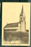 "PLEURS ( Marne  )   "" L´ église ""  - Lfi10 - Andere Gemeenten"