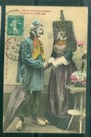 AIN ANCIENS COSTUMES BRESSANS LA DEMANDE EN MARIAGE  - Lfi12 - France