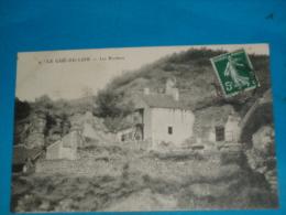 41) Le Gué-du-loir - N° 4 - Les Rochers  - Année 1908 - EDIT- ELD - France