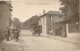 92 Robinson - La Rue De Robinson - Ecrite En 1904 - - Sceaux