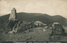 GUERRE 1914-18 - VIEIL ARMAND (68) - HARTMANNSWILLERKOPF - Borne - Limite Du Front Français - Cimetière Du Silberloch - Guerra 1914-18