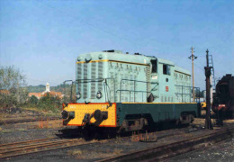 THZ14-7-  GRAY (70) - Locomotive BB Coferna - Oct. 1978 - Equipo