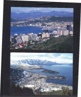 Nouvelle Zélande , 4 Entiers Cartes Postales Neuves . - Postal Stationery