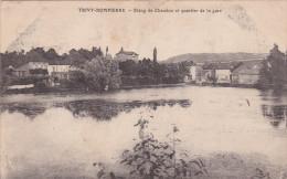 TRIVY DOMPIERRE Etang De Chandon Et Quartier De La Gare - Other Municipalities