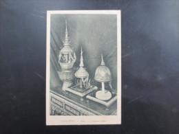 Phon Penh  Couronnes Royales - Cambodge
