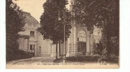 CPA-73-LA SAVOIE-AIX-les-BAINS-ENTREE DU GRAND CERCLE - Aix Les Bains