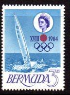 Bermuda 1964 Olympic Games, MNH (A) - Bermuda