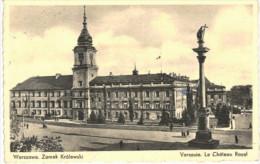 WARSZAWA ... ZAMEK KROLEWSKI - Poland