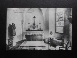 (76) CPA : Environs D'YVETOT - OHERVILLE - Château D'Auffray - La Chapelle - Ed. Delamare N° 287 - Yvetot