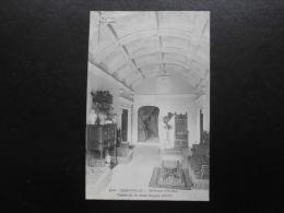 (76) CPA : OHERVILLE - Château D'Auffray - Vestibule De Jean Goujon (1553) - Ed. L.J. N° 849 - Yvetot