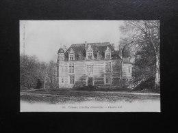 (76) CPA : OHERVILLE - Château D'Auffray - Ed. Leclerc N° 30 - Yvetot