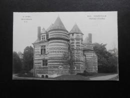 (76) CPA : OHERVILLE - Château D'Auffray - Ed. L.J. N° 848 - Yvetot