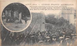 NANTES -  Guerre Franco - Allemande En Aout 1914  - Arrivée Des Prisonniers Allemands Aux COUETS - Bouguenais