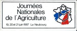 Manifestation/ Journ�es Nationales de l'Agriculture/Eure  / Le Neubourg / ann�es 1980   ACOL44