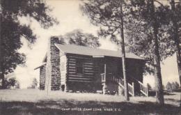Camp Ofice Camp Long State 4-H Club Camp Aiken South Carolina Artvue - Aiken
