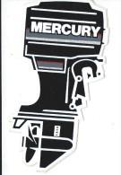Nautisme / Mercury/ Années 1980   ACOL49 - Stickers
