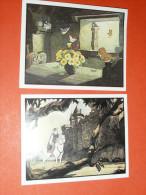 Lot D´images Autocollantes Autocollant Figurines PANINI Walt Disney Blanche Neige Et Les 7 Nains 1980´s, Snow White - Panini