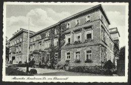 """Ahrweiler Sanatorium  """"Dr. Von Ehrenwall""""  Gelaufen 1942 Mit Frankatur - Bad Neuenahr-Ahrweiler"""