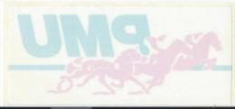 Hippisme / PMU / Pari Mutuel / Années 1980   ACOL53 - Stickers