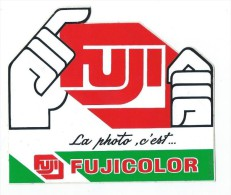 Photographie/Fujicolor/ Années 1980   ACOL55 - Stickers
