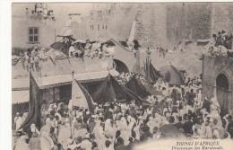 TRIPOLI D´AFRIQUE - Procession  Des Marabouts - Postcards