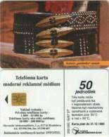Telefonkarte Slowakei - Tradition - Aufl. 200000 - 18/97 - Slowakei