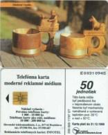Telefonkarte Slowakei - Tradition - Aufl. 200000 - 17/97 - Slowakei