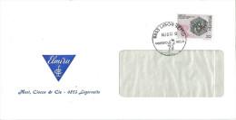 "Motiv Brief  ""Elmira, Hort&Ciocca, Ligornetto""           1973 - Svizzera"