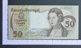 PORTUGAL  50  ESCUDOS  1968    - 2 Scans (Nº06953) - Portogallo