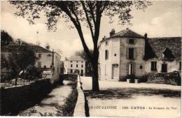 CATUS LE RUISSEAU DU VERT ,PERSONNAGES REF 38136 - Otros Municipios