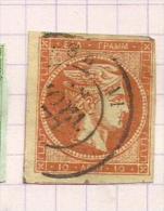 Grèce N°13 Cote 120 Euros - 1861-86 Grande Hermes