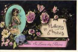 13 Meilleures Amities De ST LOUIS DU RHONE, Femme, Fleurs - Saint-Louis-du-Rhône