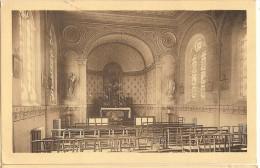 CPA - PONTOISE - Institution Sainte Jeanne D'Arc - Place Nicolas Flamel - La Chapelle - - Pontoise