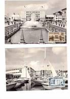 TEM6938     -   50° FIERA DI MILANO   /   GIRO  COMPLETO  5  CARDS  CON ANNULLO 1° GIORNO ( 14.4.1972 ) - Milano