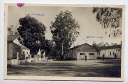 Alg�rie--MAISON CARREE (EL HARRACH)-Caserne du 45� R.T (petite animation)-Vue int�rieure,cpsm 9 x 14 n� 9  �d La Cigogne