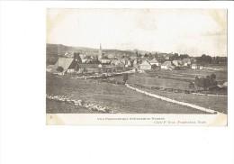 25 - Vue Panoramique D'ORCHAMPS-VENNES - Cliché F. GRUX Frambouhans - - Other Municipalities