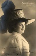 Mode D'Hiver 1909/10.Femme.Chapeaux. - Mode